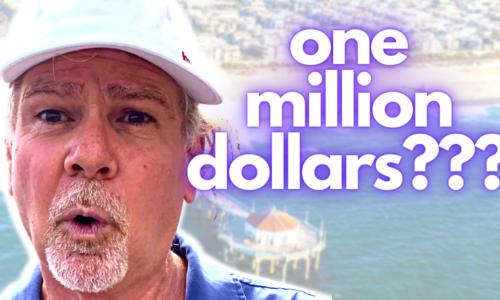 What $1 Million Dollars Buys in Manhattan Beach